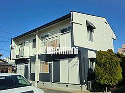 タウニーSAKA B[1階]の外観