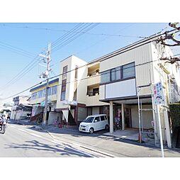 奈良県大和郡山市矢田山町の賃貸マンションの外観