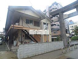 福永荘[2階]の外観
