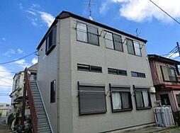 神奈川県相模原市南区上鶴間本町6丁目の賃貸アパートの外観
