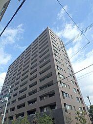 大阪府大阪市中央区中寺1丁目の賃貸マンションの外観
