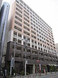 パークフラッツ江坂(旧ハビテ江坂)[0813号室]の外観