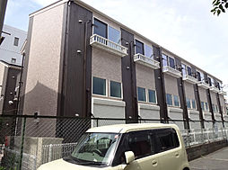ポンデロッサ小田弐番館[1階]の外観