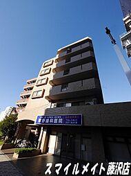 エクセルシオール藤沢[2階]の外観
