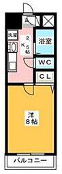 プレアール原田II[3階]の間取り