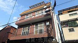 千寿マンション[3階]の外観