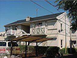 埼玉県さいたま市大宮区三橋3丁目の賃貸アパートの外観