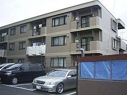 東京都青梅市新町3丁目の賃貸マンションの外観