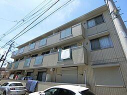 神奈川県大和市桜森1丁目の賃貸アパートの外観