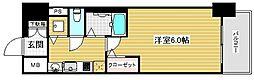 プレサンス神戸西スパークリング[10階]の間取り