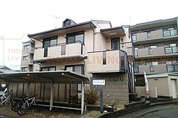サンシティ古賀A[2階]の外観