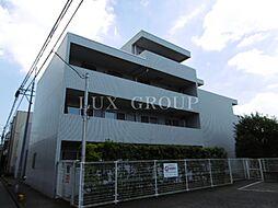 東京都小金井市貫井南町1丁目の賃貸マンションの外観