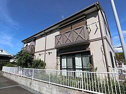 大阪府堺市北区東上野芝町2丁の賃貸アパートの外観