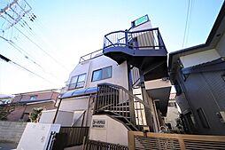 コーポ円山[302号室]の外観