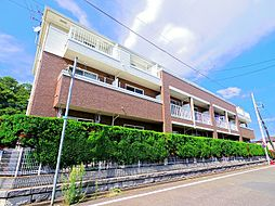 東京都小平市栄町2丁目の賃貸アパートの外観