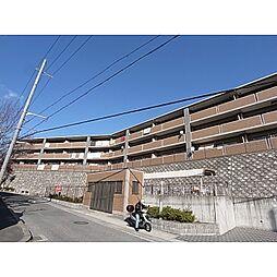 奈良県奈良市学園緑ケ丘2丁目の賃貸マンションの外観