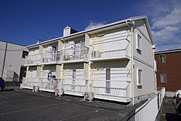 ドミールハウス[101号室]の外観