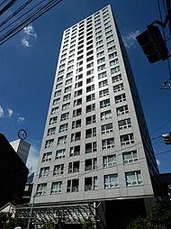 レジディアタワー麻布十番[4階]の外観