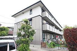 愛知県尾張旭市桜ケ丘町2の賃貸アパートの外観