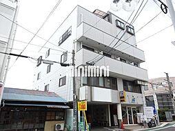 川島パーキングビル[3階]の外観