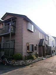 神奈川県川崎市中原区井田1丁目の賃貸アパートの外観