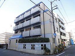 愛媛県松山市宮田町の賃貸マンションの外観