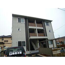 静岡県浜松市東区将監町の賃貸アパートの外観