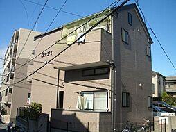ロッジI[2階]の外観