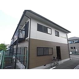 奈良県奈良市西大寺新田町の賃貸アパートの外観