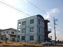 福島県伊達市梁川町青葉町の賃貸マンションの外観