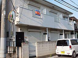 コーポ松江[102号室]の外観