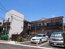 東京都江戸川区一之江7丁目の賃貸アパートの外観