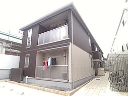 兵庫県神戸市東灘区魚崎南町8丁目の賃貸アパートの外観