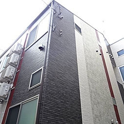 AVAND神楽坂[2階]の外観