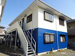 グレース五井A・B[2階]の外観