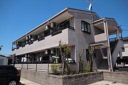 愛知県名古屋市中川区長須賀2丁目の賃貸マンションの外観