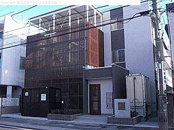 埼玉県川口市末広の賃貸マンションの外観