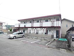コ−ポラス加藤[1階]の外観