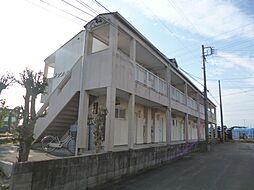 メゾンルネ[1階]の外観