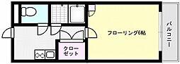 メゾン青木[103号室]の間取り