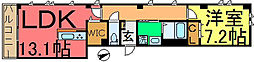 篠崎駅 10.5万円