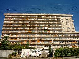 大阪府茨木市宇野辺1丁目の賃貸マンションの外観