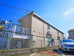 近鉄奈良線 近鉄奈良駅 バス6分 高畑町下車 徒歩5分の賃貸アパート