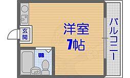 松屋町駅 3.7万円