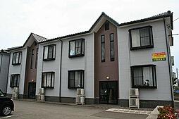 石川県金沢市上荒屋1丁目の賃貸アパートの外観