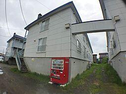 サンローゼ北野B[203号室]の外観