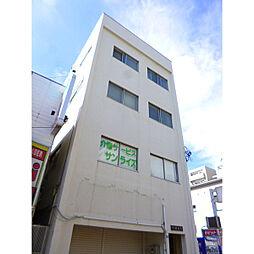 川西ビル[4階]の外観