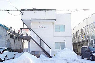 外観,1DK,面積21.96m2,賃料3.0万円,バス 1-20下車 徒歩2分,,北海道旭川市一条通21丁目