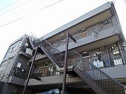 坂口マンション[3階]の外観