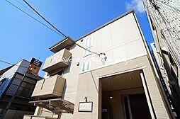 神奈川県横浜市西区浅間町5丁目の賃貸アパートの外観